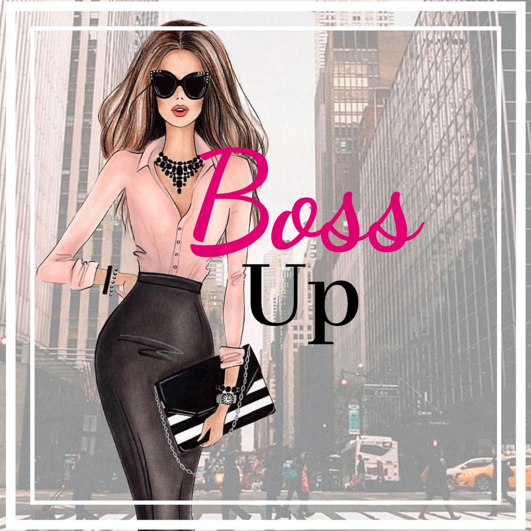 Boss Up Mom Life